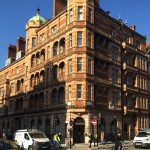Picture of outside of 1 Harley Street